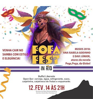 Fofa Fest In Rio 2018
