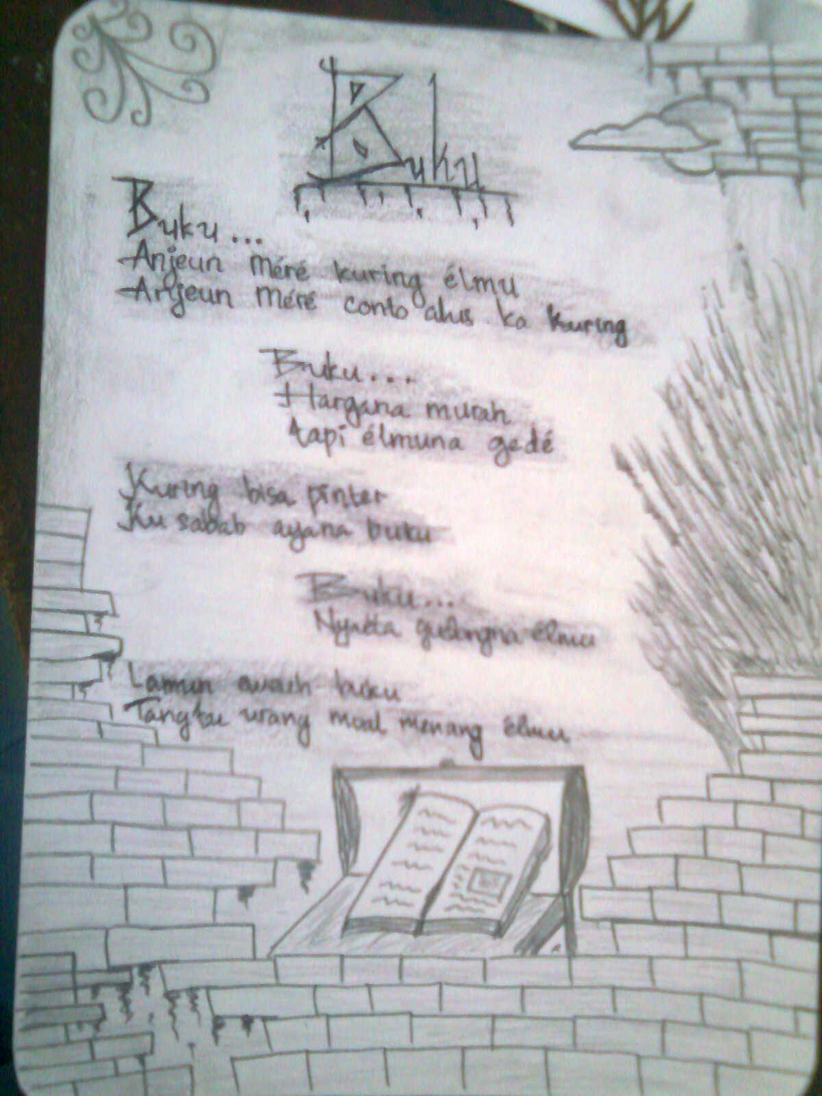 punya ilham uho judulnya buku punya assais judulnya tasik baheula