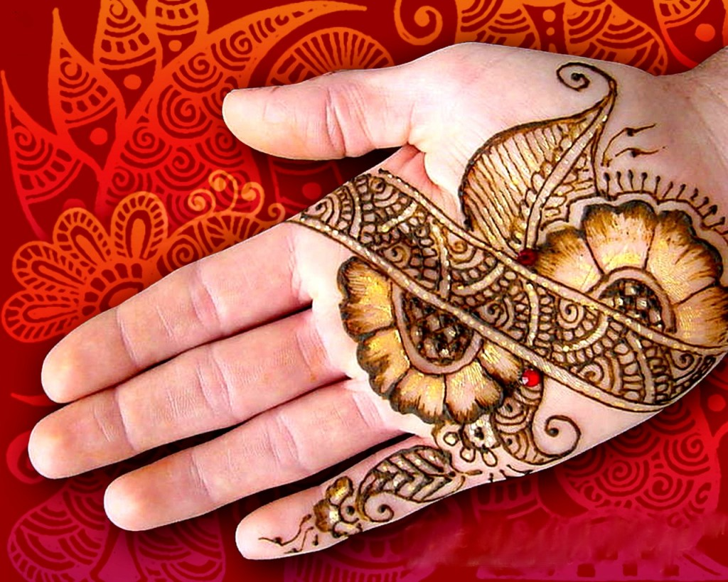 Mehndi Designs Easy Arabic : Mehandi arabic designs for hands