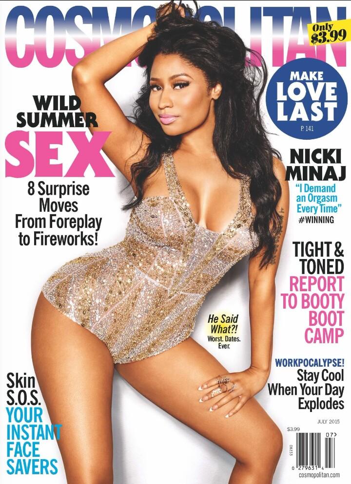 Nicki minaj big titties big butt too