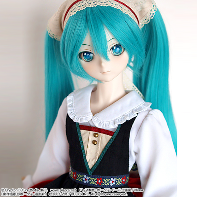 Dollfie Dream Hatsune Miku (DDMiku)