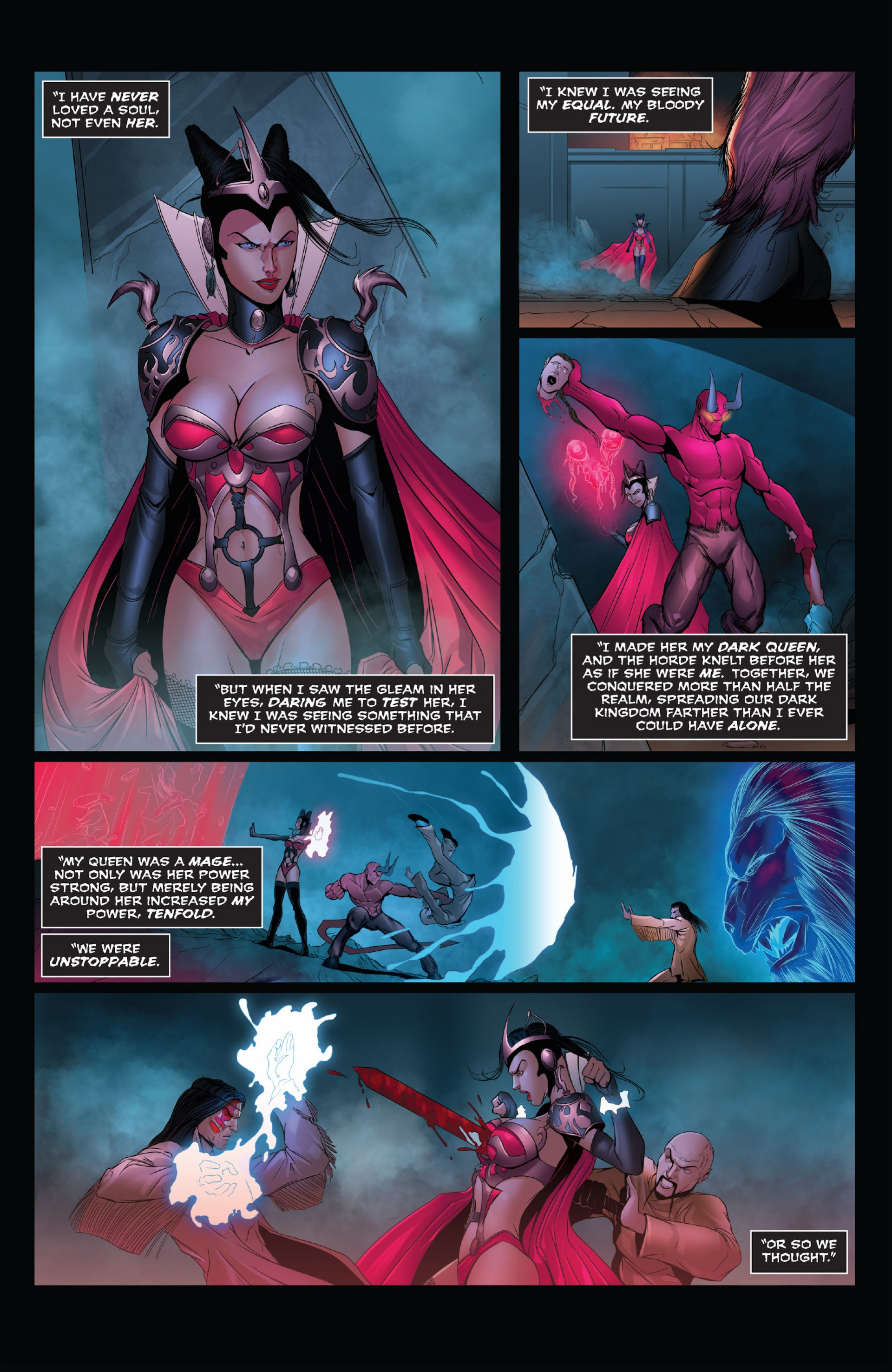 Grimm Fairy Tales (2005) Issue #87 #90 - English 6