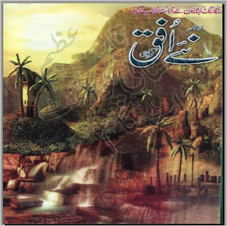 Naey Ufaq Digest January 2013