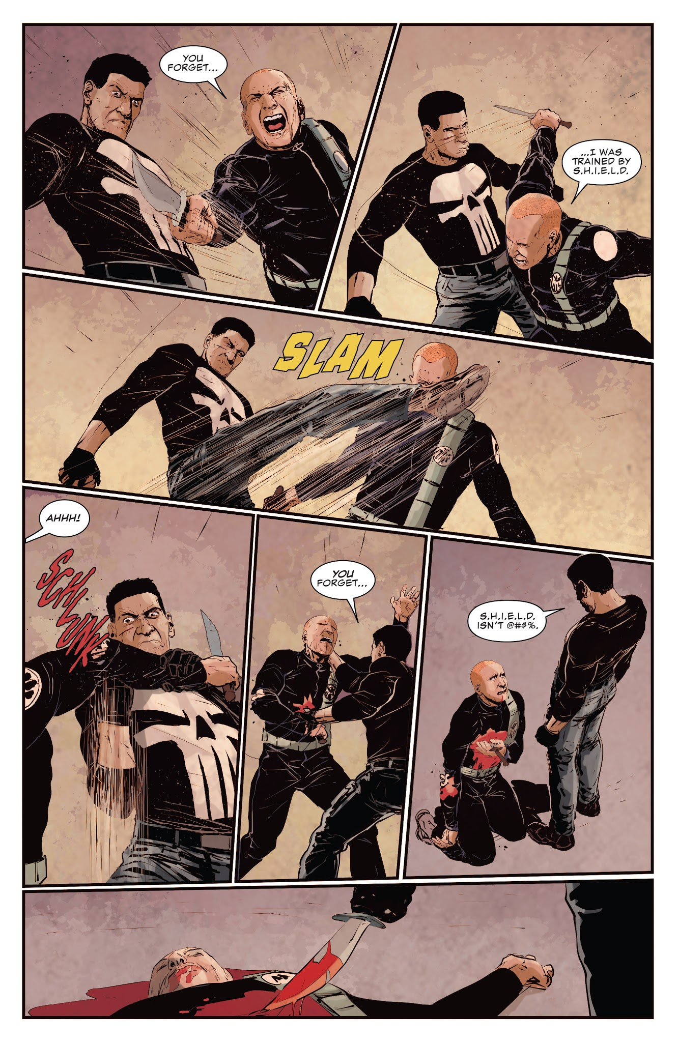 The Punisher (2016) chap 223 pic 11
