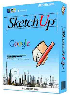 SketchUp Pro 2013 v13.0 build 3689 Incl Crack