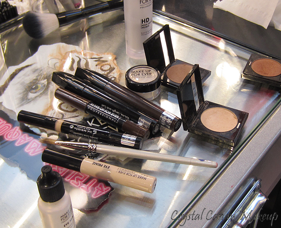 Eye Seal, Eye Prime, HD Concealer, Pinceau 16S, Smoky Lashes, HD primer, Aqua Shadow, et plus encore!