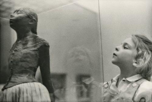 Francis Schlowsky - Les Jumelles et Degas, ca.1990
