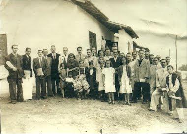ENTREGA DE CASAS POPULARES NA AVENIDA IRMA PAULA