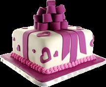 Decoración de pasteles!