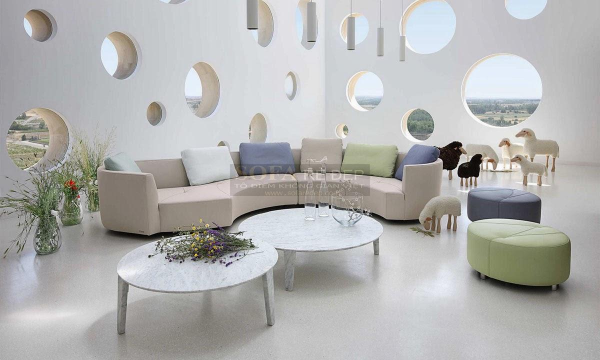 Sofa cao cấp 032