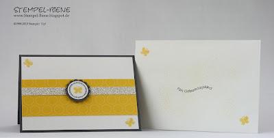 Geldgeschenk, Geburtstagskarte, Ein Gruß für alle Fälle