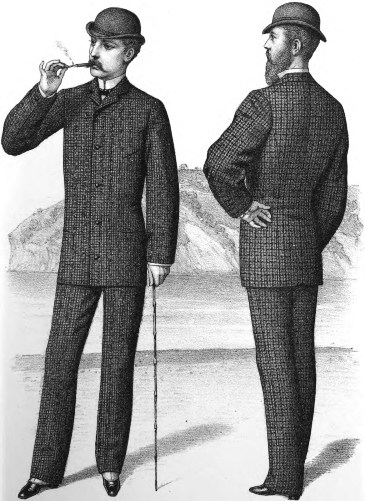 19th century mens clothing images frompo 1