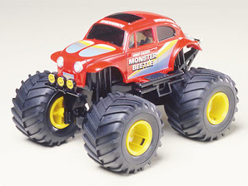 MONSTER BEETLE 125K