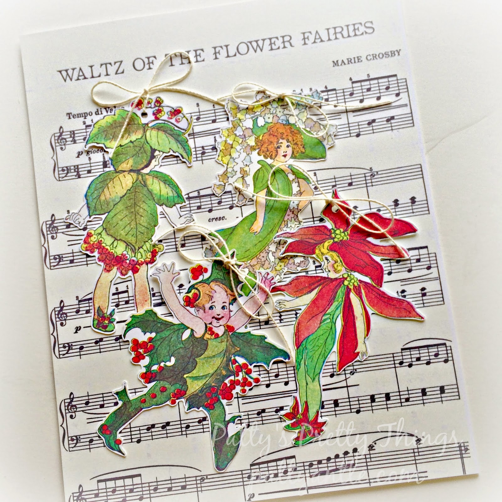 Patty Antle s Prettys Waltz of the Flower Fairies