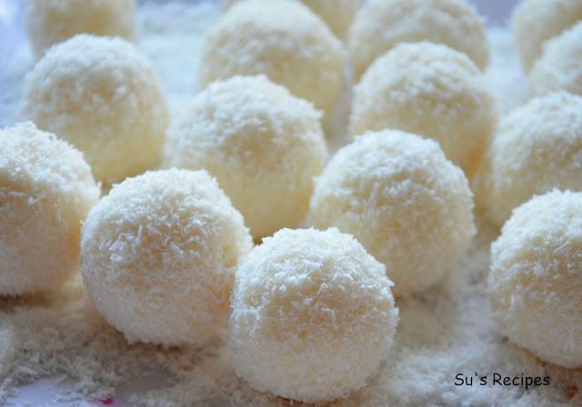 Coconut Laddu Recipes — Dishmaps