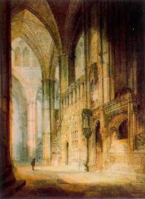 Purcell trabajaba en la Abadía de Westminster