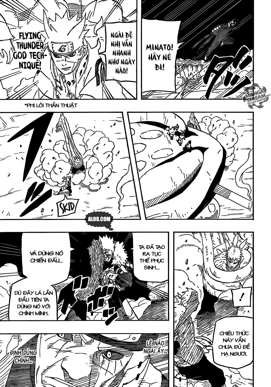 Naruto chap 639 Trang 3