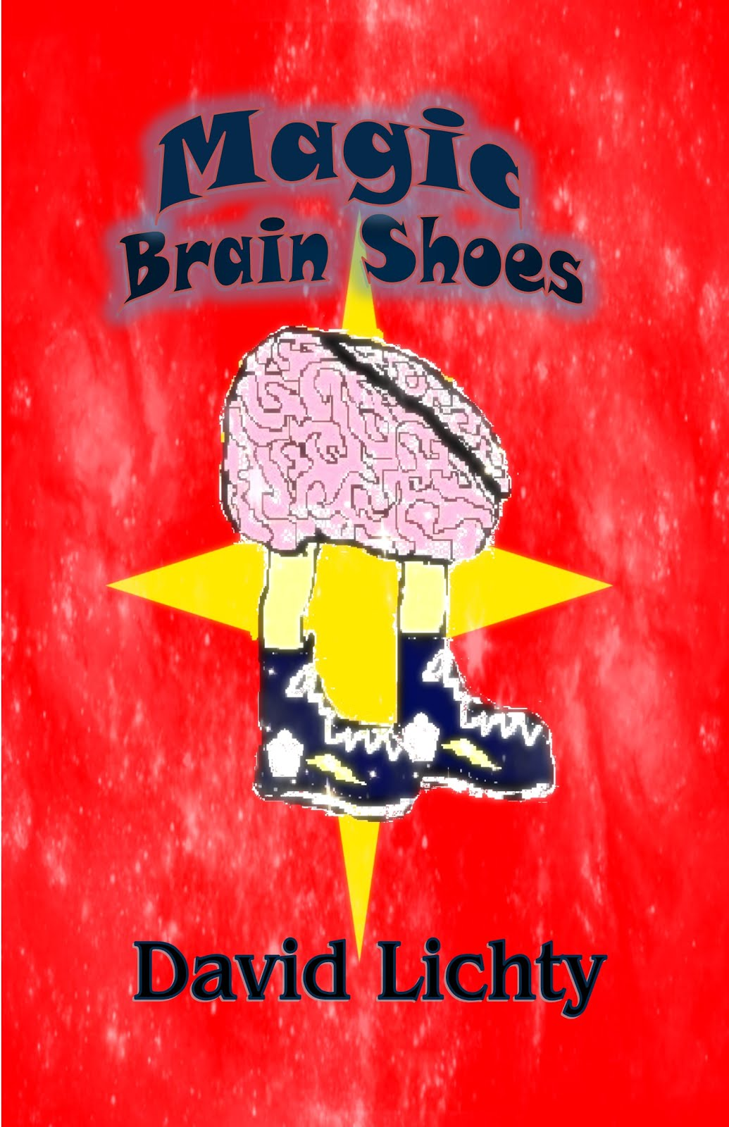 Magic Brain Shoes