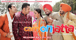 Carry ON jAttA New Super hit Punjabi Movie