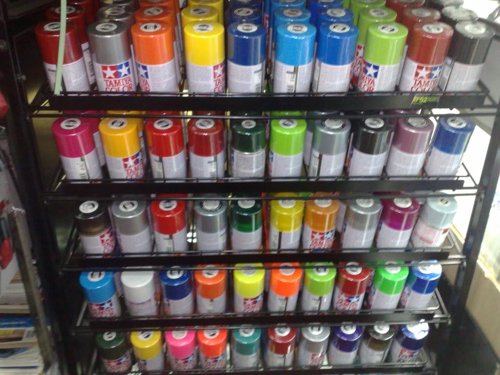 Image result for tamiya spray paint