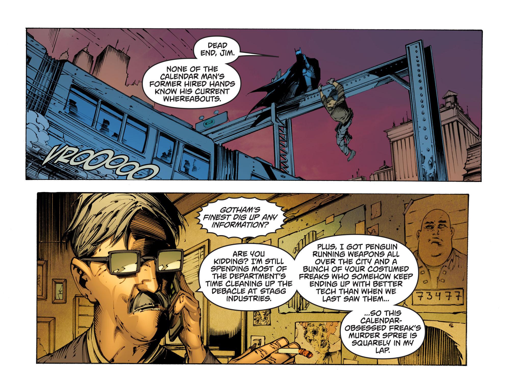 Batman: Arkham Knight [I] Issue #29 #31 - English 11