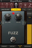 AmpliTube iRig review   010 at iphone FuzzStomp