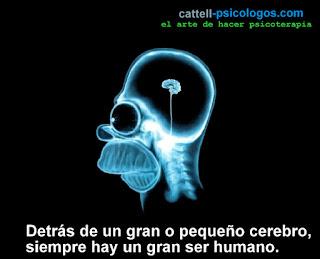 Detrás de un gran o pequeño cerebro, siempre hay un gran ser humano