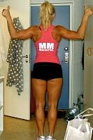women strong legs