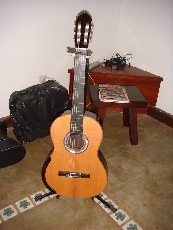 Um bom Luthier