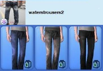bad size jeans sims 3