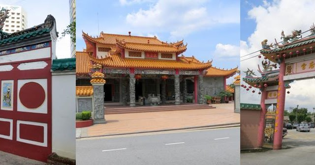 Johor bahru chinese temple tour and makan day trip by car for Chinese furniture johor bahru