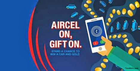 Get a Chance to Win Free Gold, Rs 200 Free Recharge or Car and assured Free Minutes