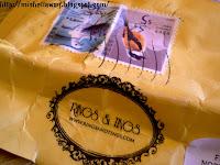 Rings & Tings ... alebo balíček z Hong-Kongu :)