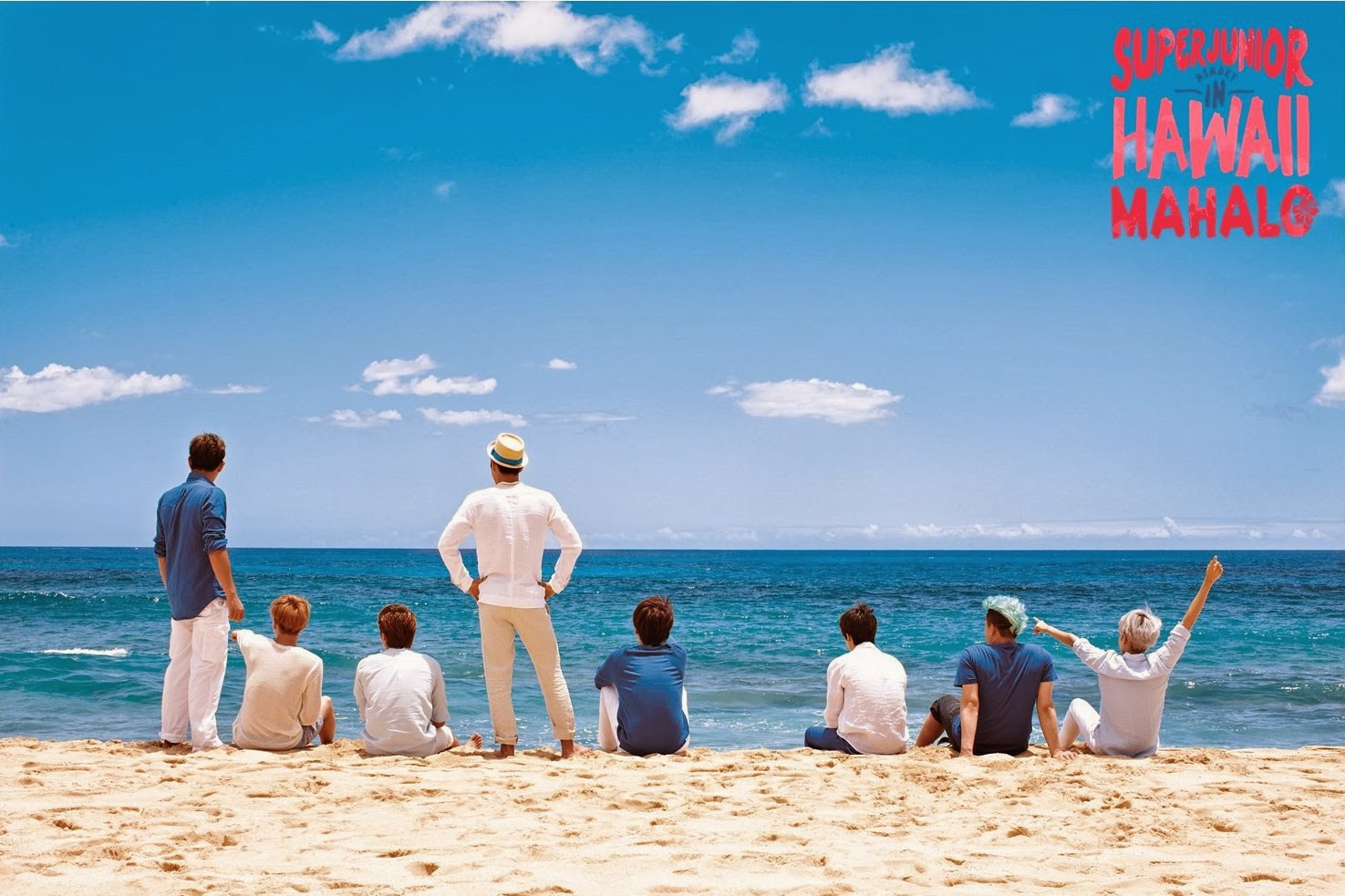 Special For Siwon Hq Pic Super Junior Memory In Hawaii