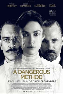Poster de A Dangerous Method