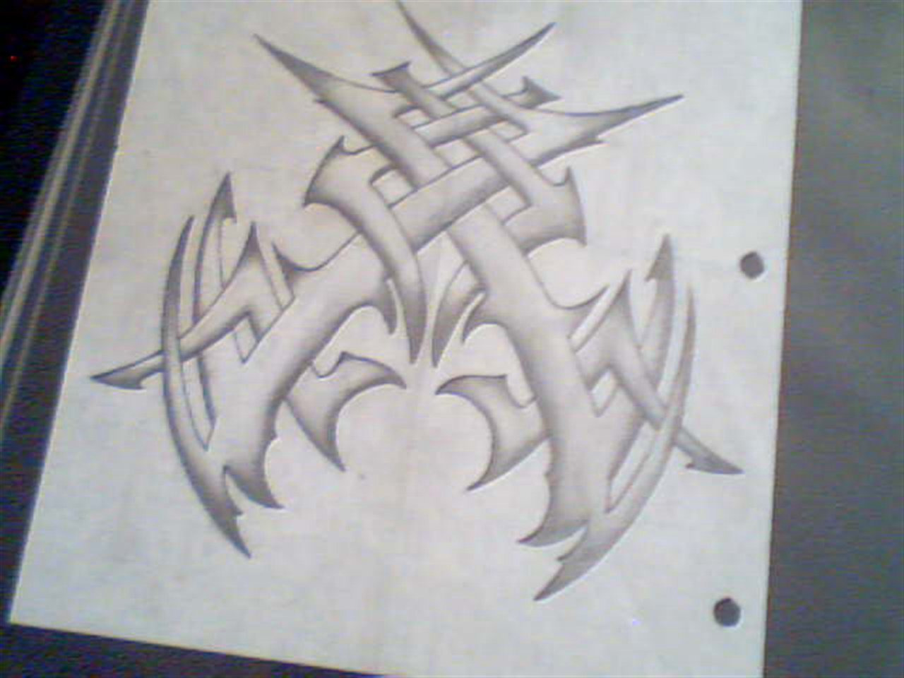 pin irish banshee tattoo did this on my buddy trevor its on pinterest. Black Bedroom Furniture Sets. Home Design Ideas