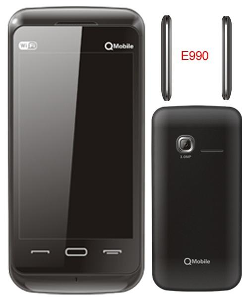 Latest Q Mobile E990