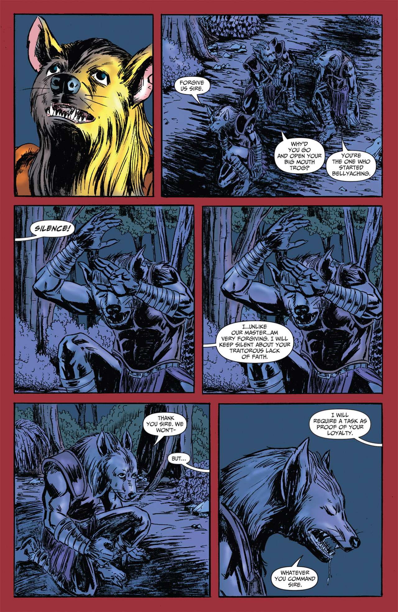 Grimm Fairy Tales (2005) Issue #51 #54 - English 16