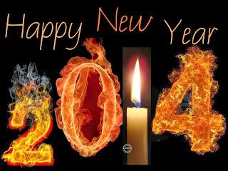 UCAPAN SELAMAT TAHUN BARU 2014 Kumpulan Kartu Ucapan Tahun Baru Terbaru