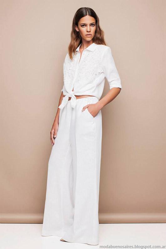 Pantalones de verano moda 2015 Awada.