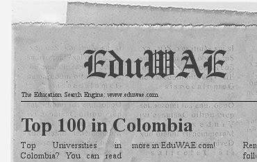 Top Universities in Colombia