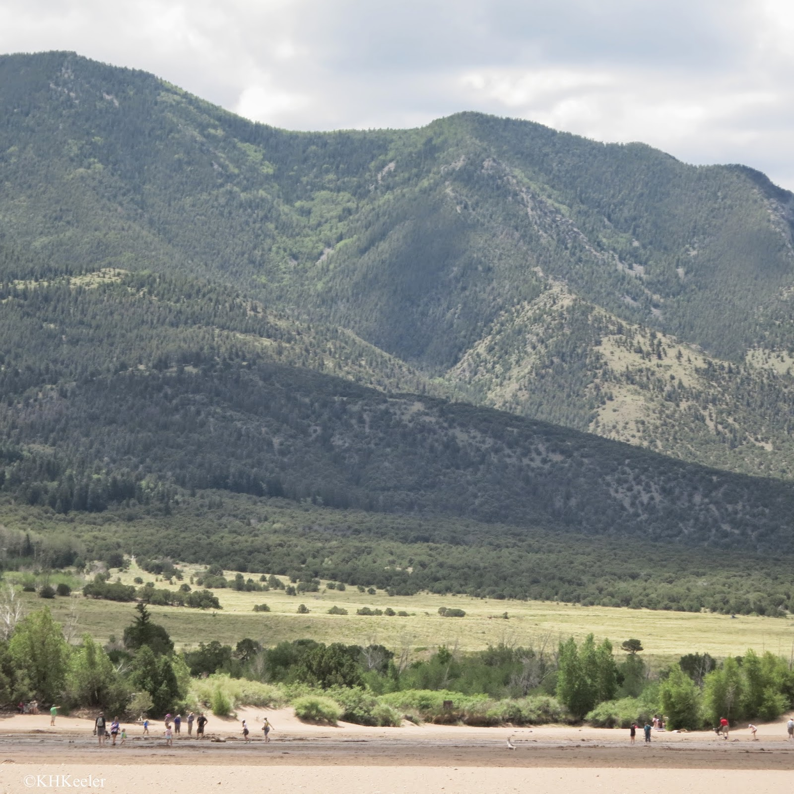 Great Sand Dunes Wilderness Area