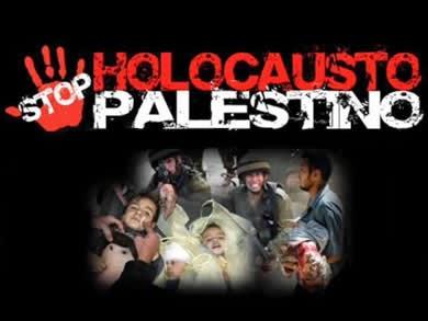 Israel sigue avergonzando a la raza humana