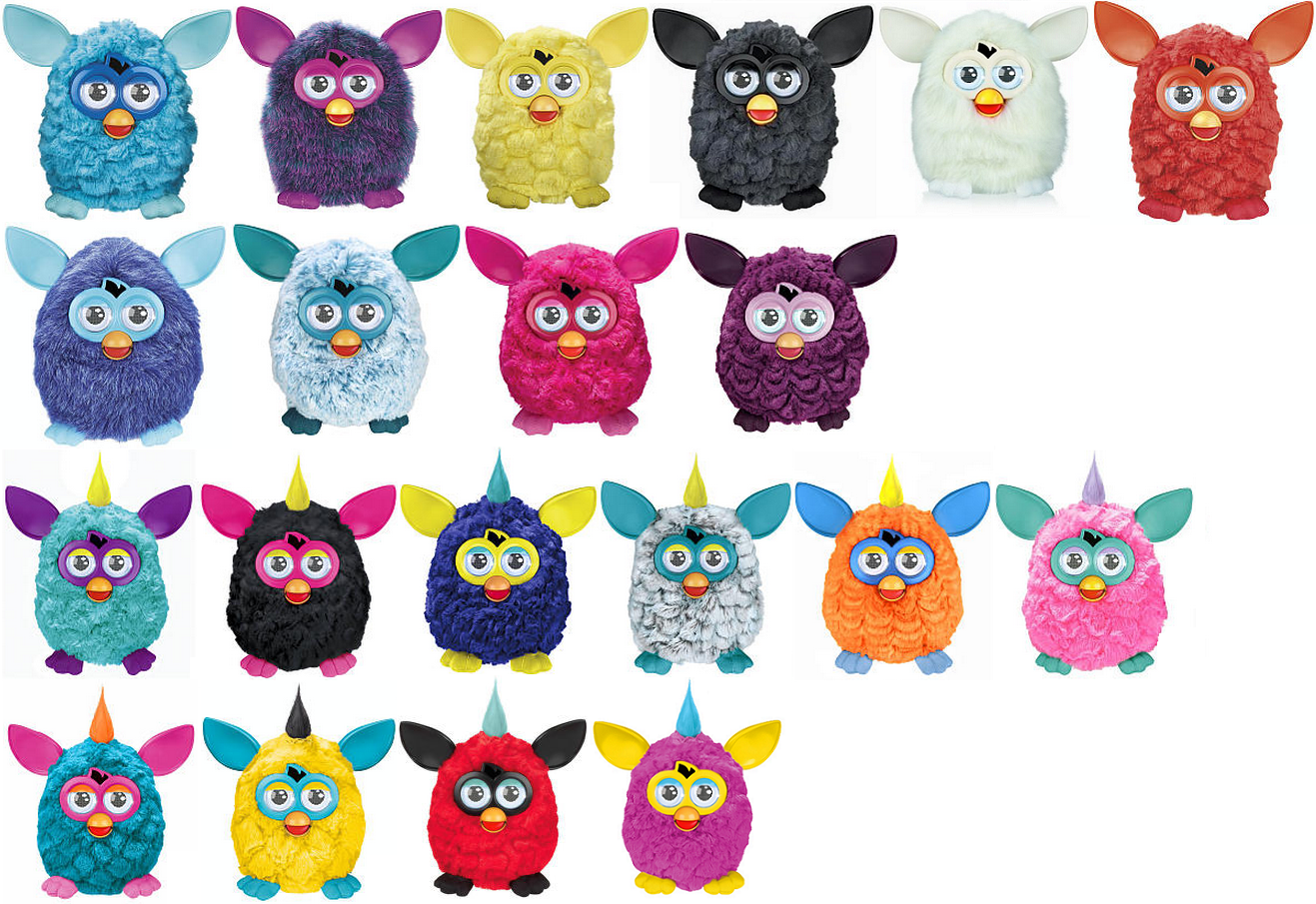 how to fix a furby 2012
