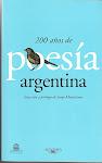 """""""200 años de poesía argentina"""""""