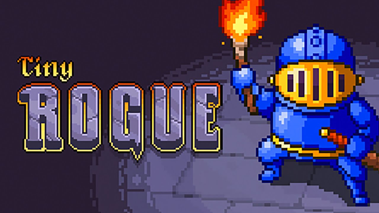 Tiny Rogue Gameplay IOS / Android