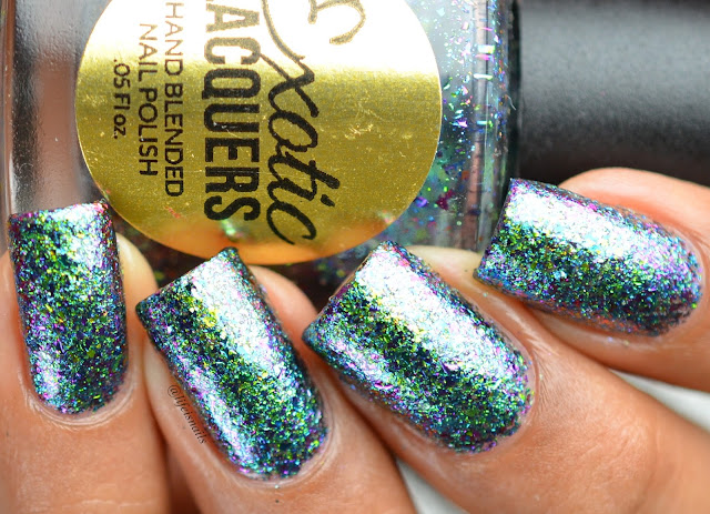 Exotic Lacquers Rebel
