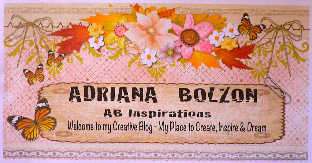 ADRIANA BOLZON  **  AB  INSPIRATIONS