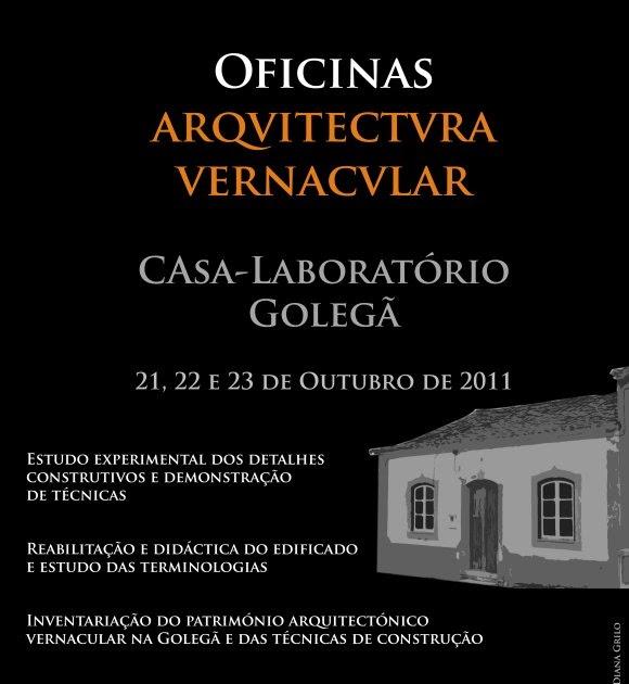 Arquitectura d 39 ouro oficinas de arquitectura vernacular for Oficinas de arquitectura