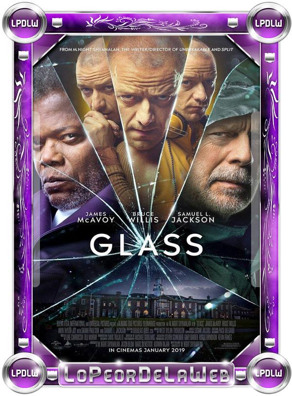 Glass (2019) | Vidrio 720p H264 Dual Mega